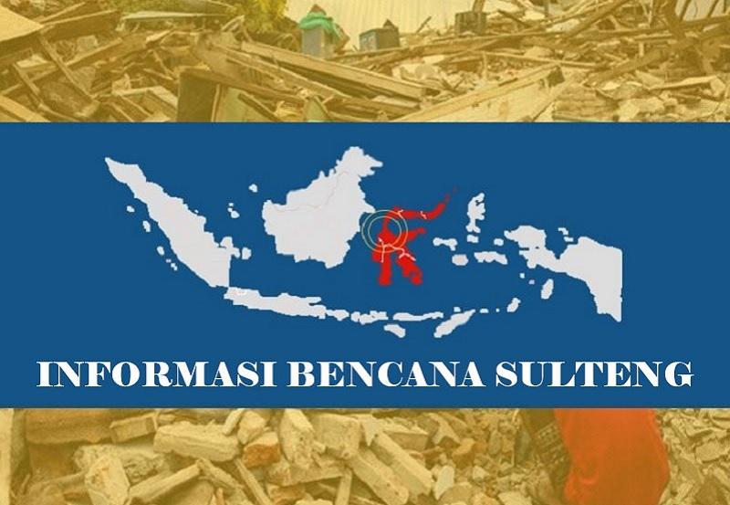 Informasi bencana di Sulawesi Tengah dapat diakses pada http://infobencana.pu.go.id