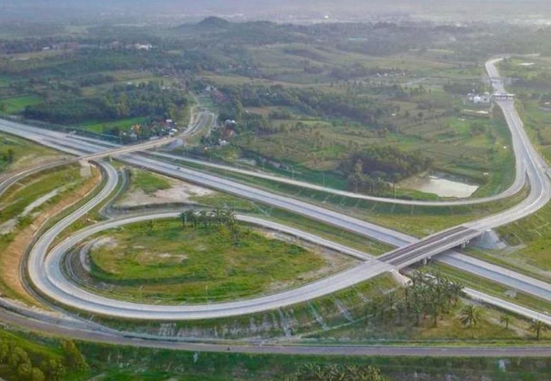 Jalan Tol Bakauheni - Terbanggi Besar 140,9 km Beroperasi Penuh