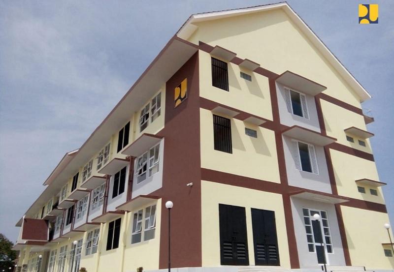Kementerian PUPR Resmikan Rusun ASN Ditjen Imigrasi Kota Batam