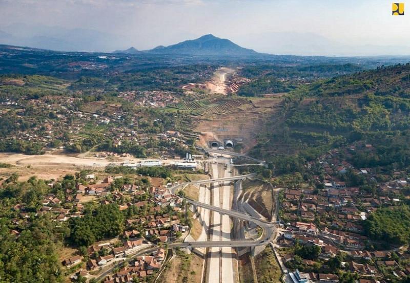 Seksi 1-3 Tol Cisumdawu Ditargetkan Fungsional Pada Mudik Lebaran Tahun 2020