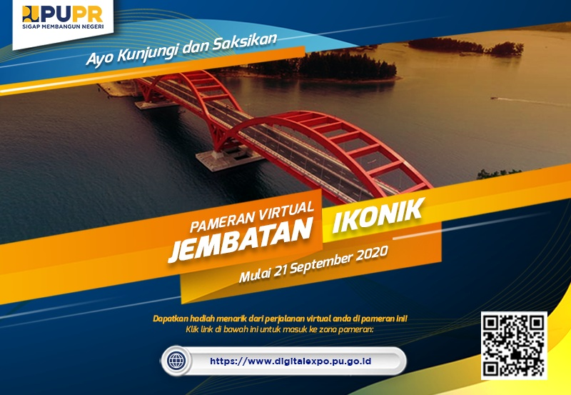 Pameran Virtual Jembatan Ikonik