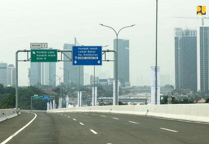 Tol Desari Diresmikan, Struktur Jaringan Jalan Kawasan Jabodetabek Semakin Lengkap