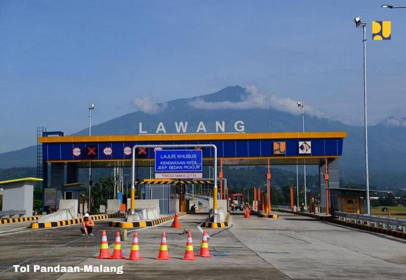 Tol Trans Jawa 965 km dan Tol Trans Sumatera 503 km Siap Digunakan Mudik Lebaran 2019