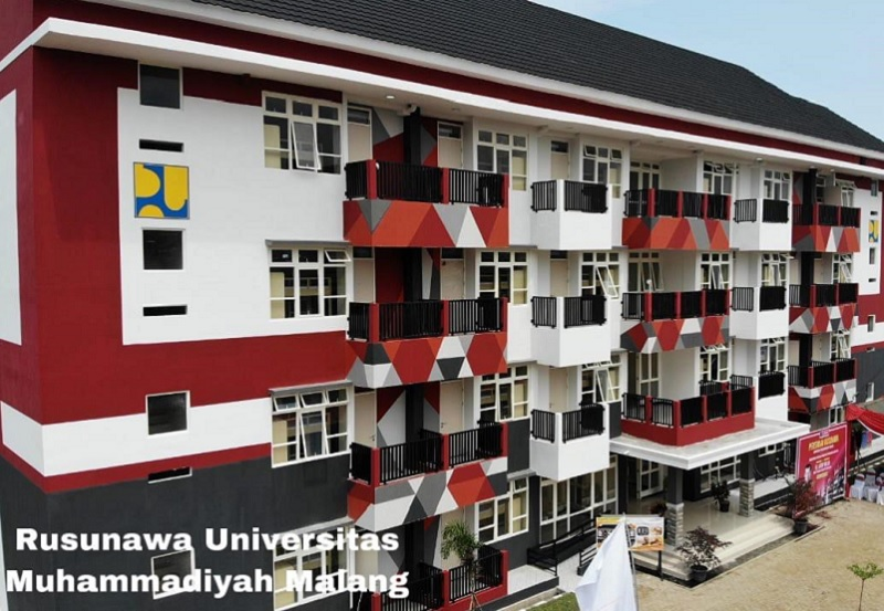 Wapres Jusuf Kalla Resmikan Rusunawa Mahasiswa UMM